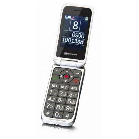 Amplicomms PowerTel M7000i Clamshell Mobile Phone