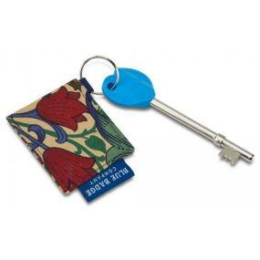 Radar Key & William Morris Golden Lily Keyring