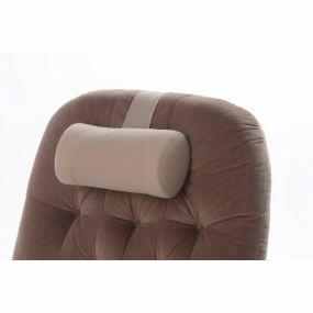 Rest-a-Head Supports Head & Neck - Beige Velour