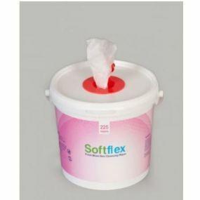 Softflex Wet Wipes (Box 4 x 225)