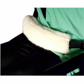 Fleece Lap Strap Cover