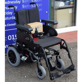 Quickie Tango Powered Wheelchair **Used**
