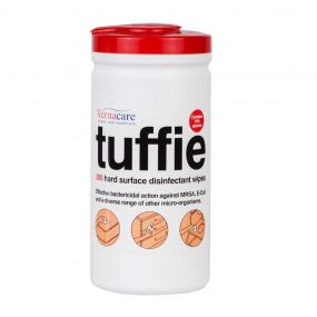 Tuffie Hard Surface Disinfectant Wipes (PK200)