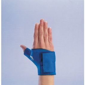 Neoprene Wrap On Thumb Support