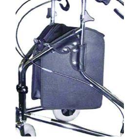 Three Wheeled Tri-Walker Bag (Black)