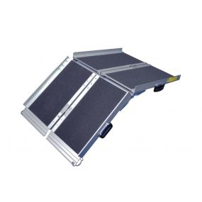 Folding Suitcase Ramp - 4 ft