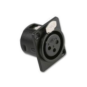 Heavy Duty XLR Connector (Socket)