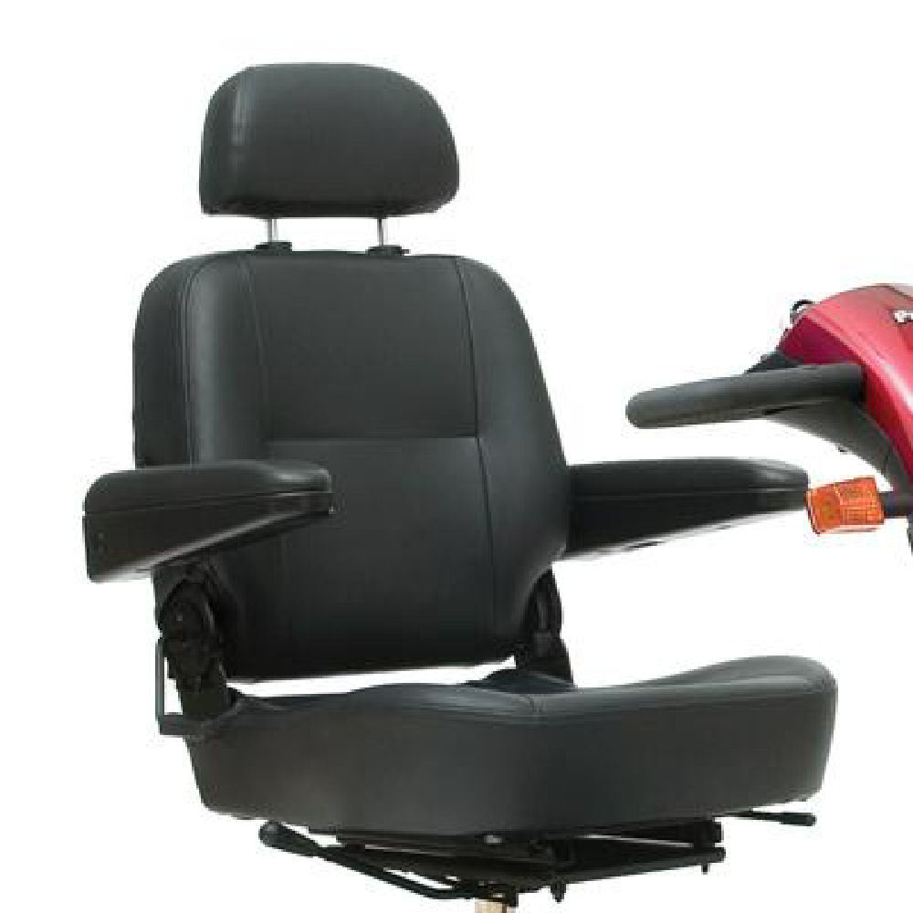 Pride Mobility Scooter >> Pride Colt Twin (High Back Seat) Mobility Scooter (Various Colours) - Medium Mobility Scooters ...