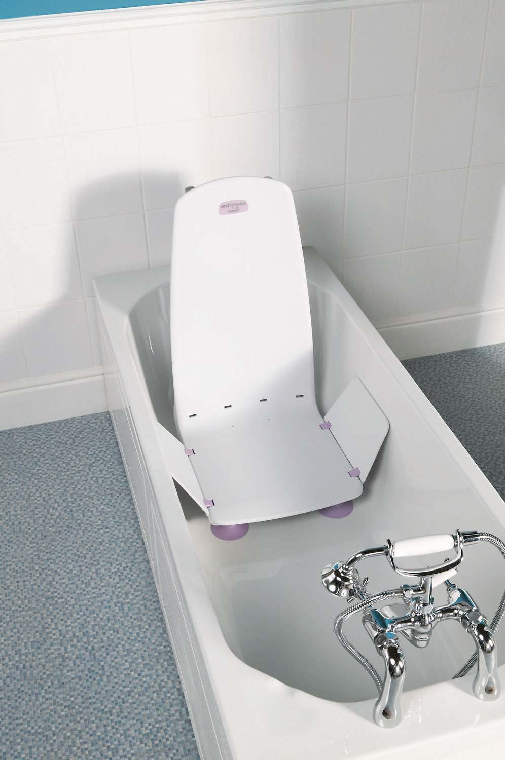 Mangar - Archimedes Bathlift - Portable Bath lifts - Bath lifts ...