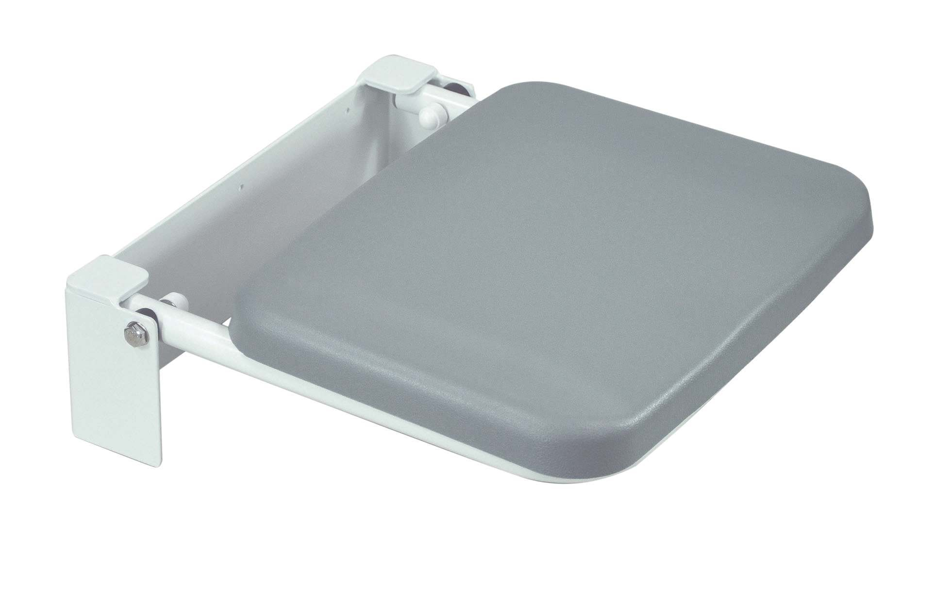 Solo Compact Padded Wall Mounted Shower Seat - Shower Seats (Wall ...