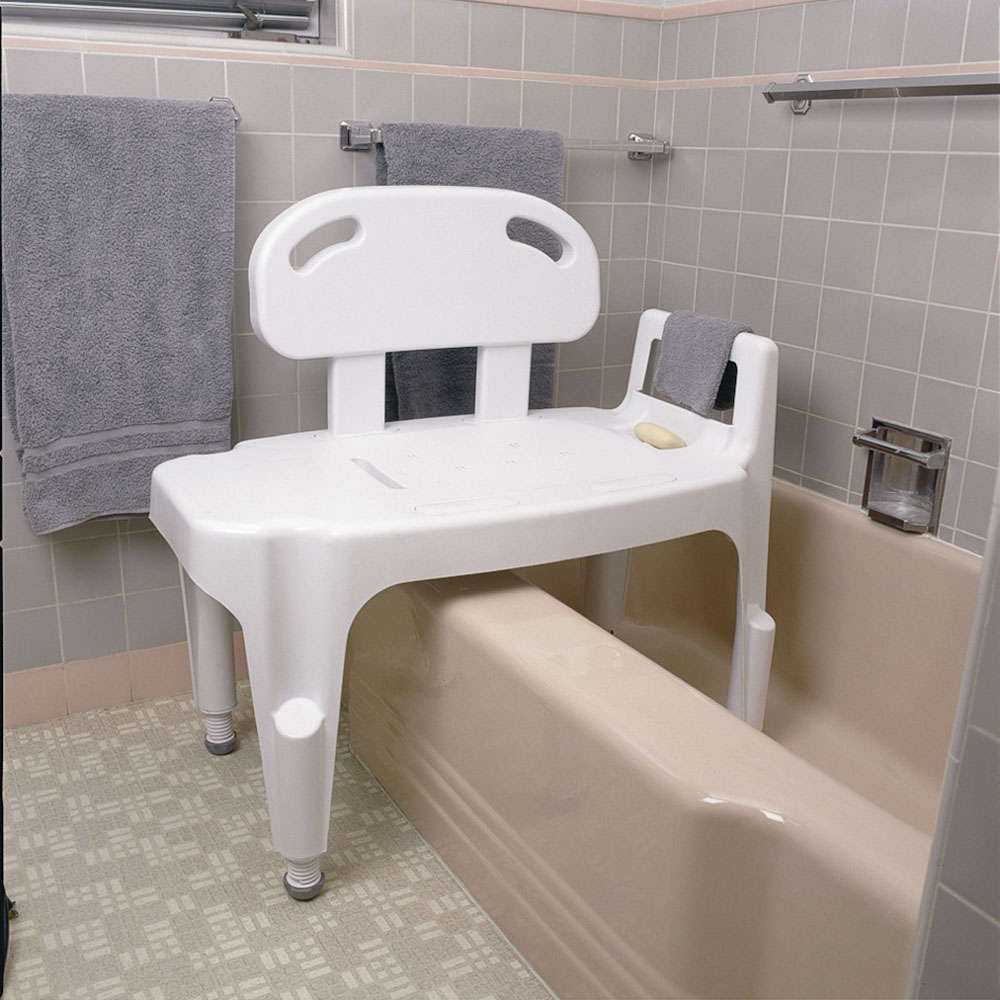 Standard Bath Transfer Bench Bathing Bathroom Aids