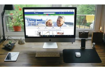 A time for fresh starts and our new look website!