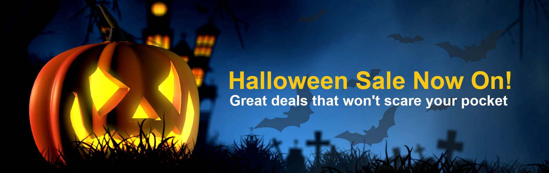 Mobility Smart Halloween Sale