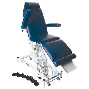Podiatry/Examination Chair MK2 - Balmain Blue