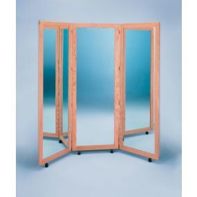 Glass Mirror - 3 Section