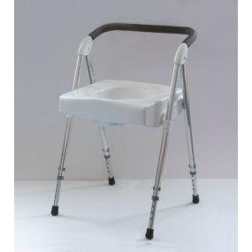 Voyager Folding Commode Seat