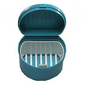 Denture Cup With Lid