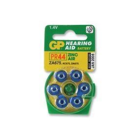 GP Hearing Aid Batteries - Type ZA675