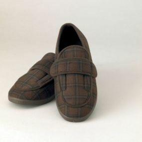 Gents Open Wide Slippers