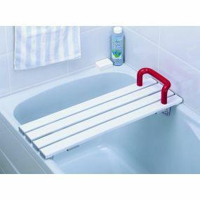 Slatted Bath Board With Handle - 26