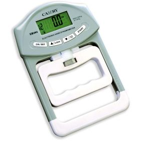Camry Digital Hand Dynamometer / Grip Strength Meter - (90 Kgs)