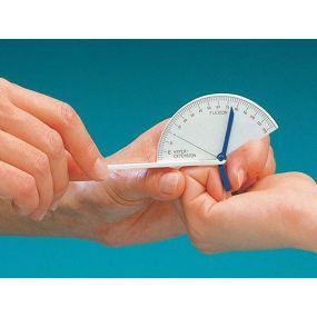 Finger-Toe Goniometer - Tight Fitting Hinge