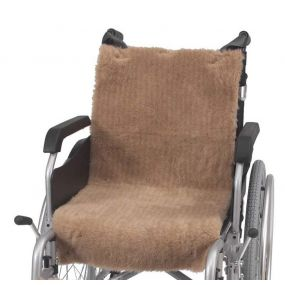 Pure New Wool Wheelchair Fleece With Handle Loops