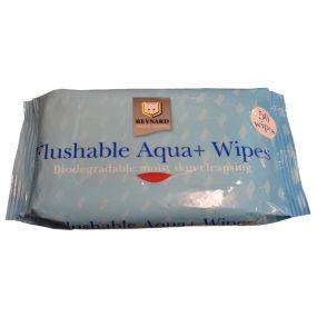 Flushable Wet Wipes