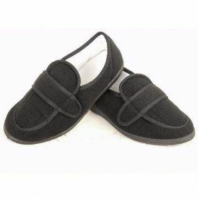 George Comfort Shoe For Men Size 7 (Navy)
