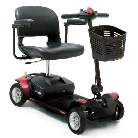 Pride GoGo Elite Traveller 4 Wheel Mobility Scooter