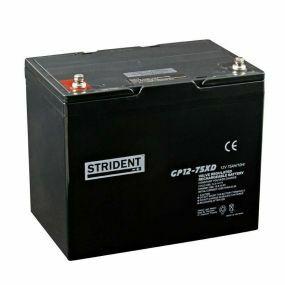 Strident Mobility Battery AGM - 12V 75AH