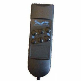 Bed 6 Button Remote Control (1.11.000.035.30)