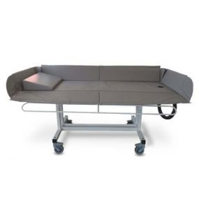 Invadex Shower Trolley - Fixed Height