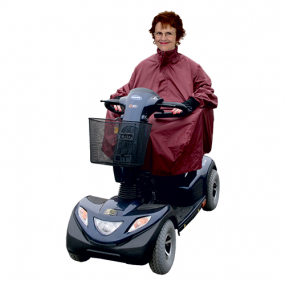 Cosy Scooter Mate - Maroon