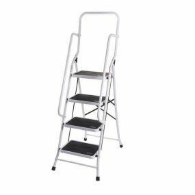 Genius Safety Step Ladder