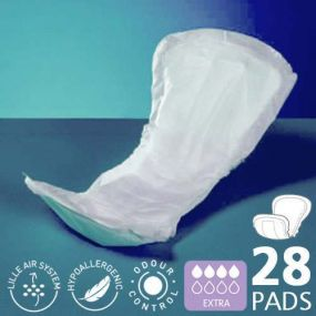 Lille - Supreme Light Small Shaped Pads - Extra (PK28)