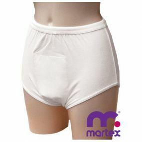 Martex - Unisex Pouch & Pad Pants - Large