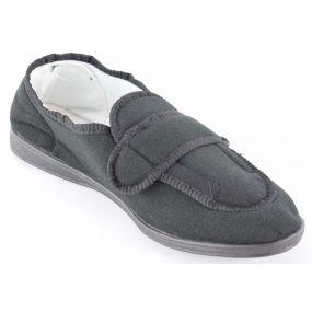 Mildred Comfort Shoe For Women Size 3 (Black)