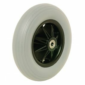 Mobility Castor Wheel With Solid PU Tyre - 200 x 50