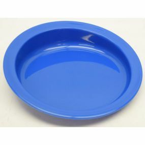 Scoop Plate - Blue