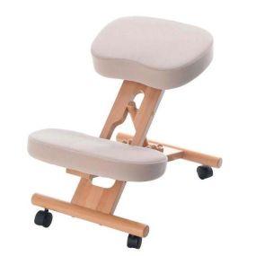 Kneeler Posture Chair - Black