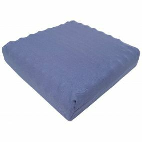 Putnams Sero Pressure Bonyparts cut-out    Pressure Relief Cushion - Blue (16.5x16x4