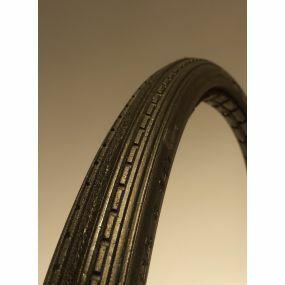 GreenTyre - Solid Black Wheelchair Tyre - 24 X 1 3/8 (37 x 540)