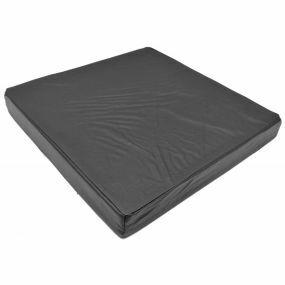 Aidapt Memory Foam Wheelchair Cushion - Black (16x16x2