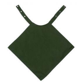 Napkin Clothing Protector - Green