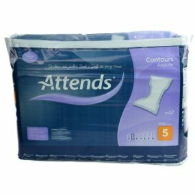 Attends Contours - Regular (42PK)