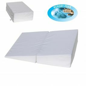 Deluxe Folding / Travel Bed Wedge - Memory Foam