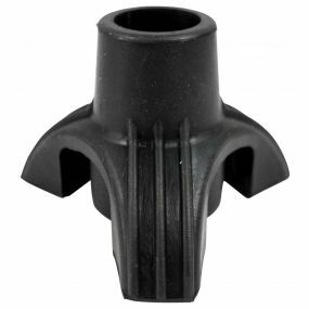 Tri-Support Rubber Ferrule: 16mm