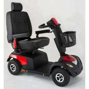 Invacare Comet Ultra Mobility Scooter