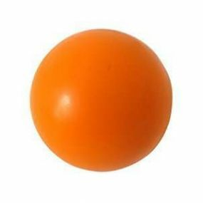 Orange Foam Stress Ball